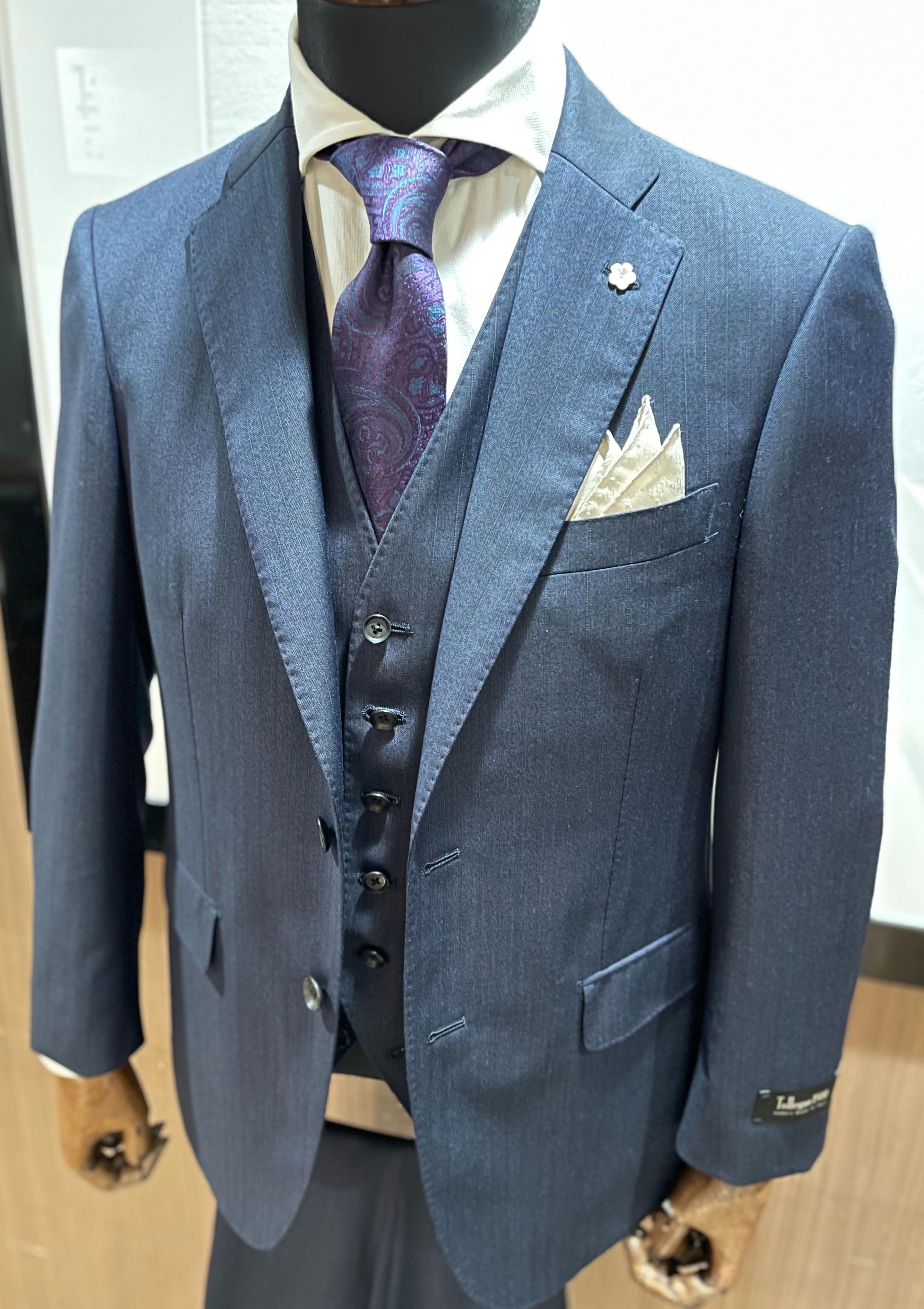 ☆【秋冬】『あなただけ』の紳士服オーダースタイル【2021】☆
