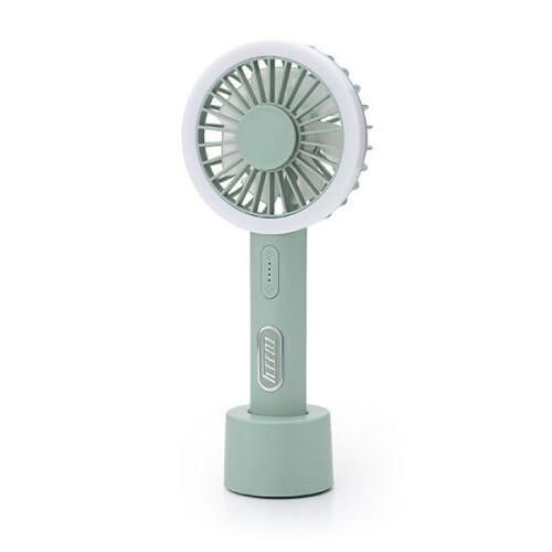 充電式のハンディー扇風機/LEDアロマファン 販売中 ※季節限定商品