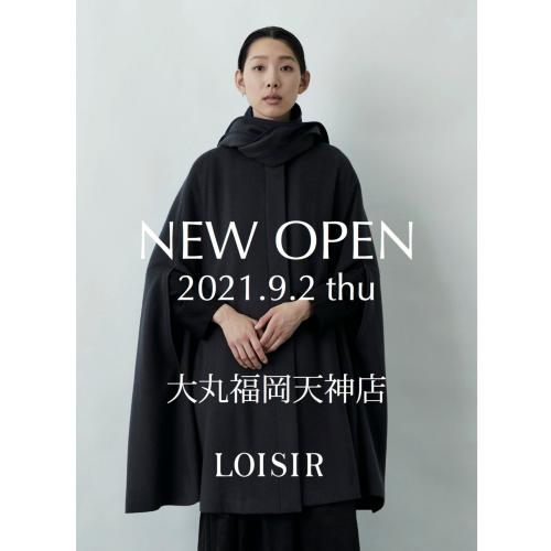 《東館3階 NEW OPEN》LOISIR(ロワズィール)