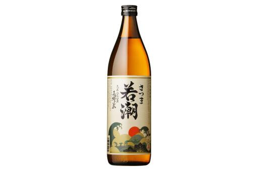 本格芋焼酎 さつま白若潮(しろわかしお)900ml