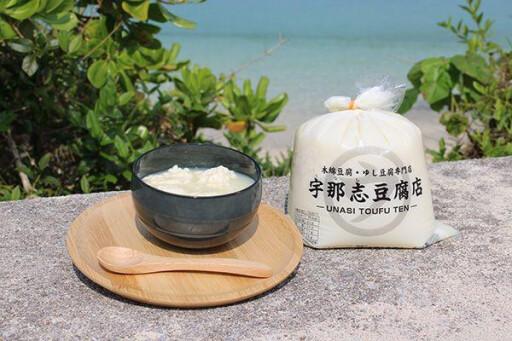 豆腐の島「沖縄」のソウルフード ゆし豆腐 期間限定ショップ
