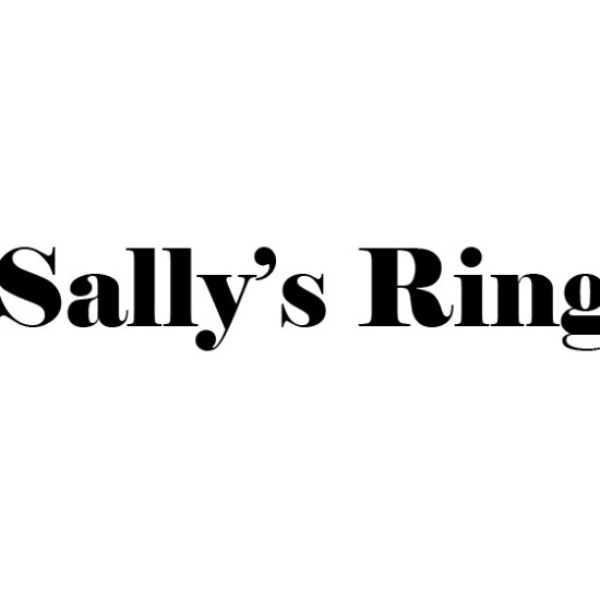 """"""" Sally's Ring POPUP SHOP """""""