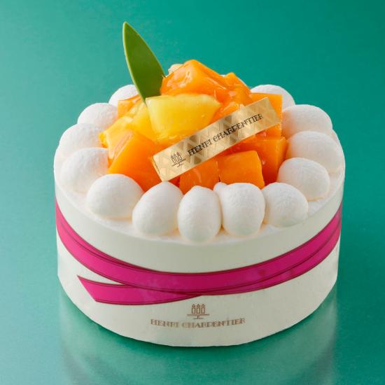 【季節のフルーツ 🥭🍍  ザ・ショートケーキ】 第1弾