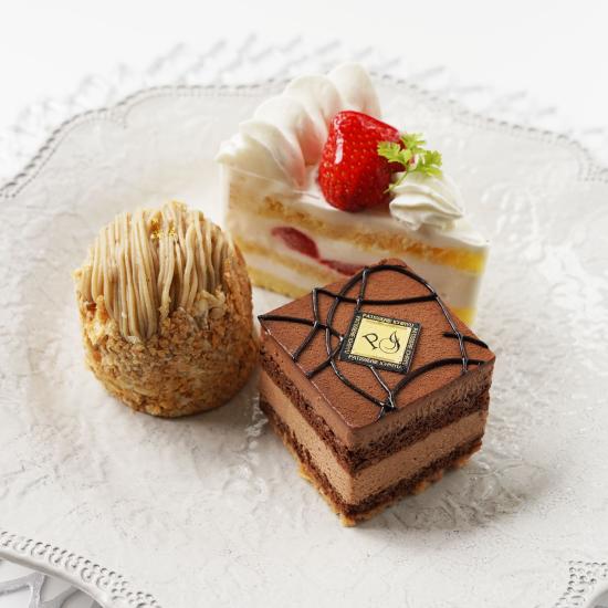 イチリュウ☆スペシャル ケーキセットはいかがですか??