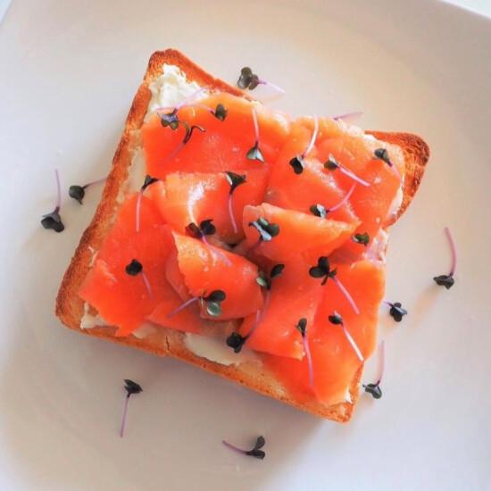 銀座に志かわより食パンの美味しい食べ方のご提案🍞