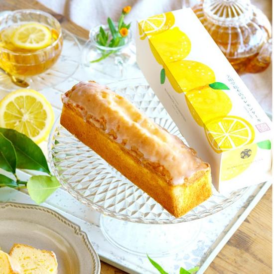 瀬戸内産レモン使用☆レモンケーキ
