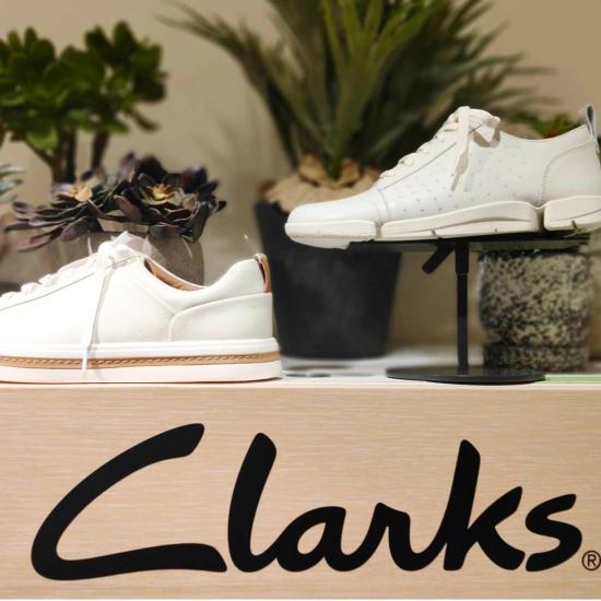 Clarks 人気No.1スニーカー❗