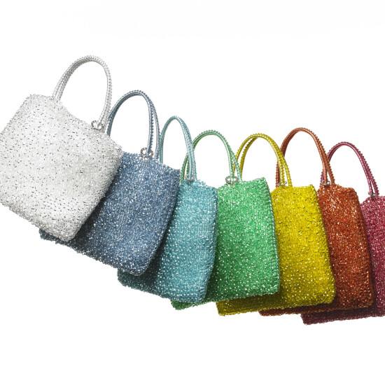 アンテプリマのカラーバッグ
