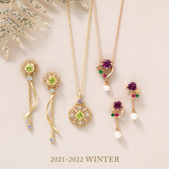 【TAKE-UP】本日より発売開始‼️Winter Collection《My Favorite -Take a shine -》