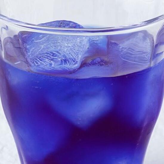 【生活の木】うわさの青いハーブティーあります!
