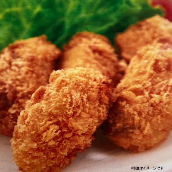 9月1日スタート!広島県産牡蠣フライ