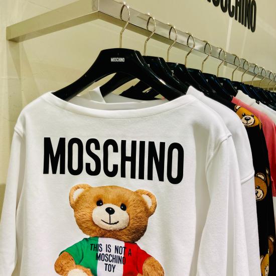 MOSCHINO Cut&Sewn Collectione