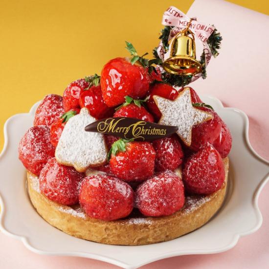\クリスマスケーキ フルーツケーキ/