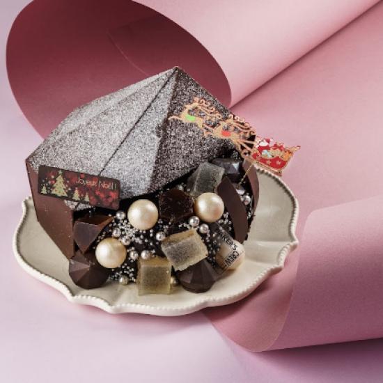 \クリスマスケーキ 宝石ケーキ/
