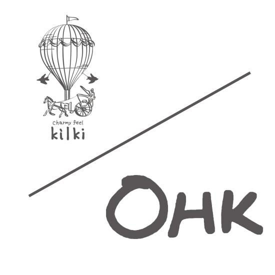 《本館B1 婦人洋品売場》『KILKI ・OHK』POP UP SHOP