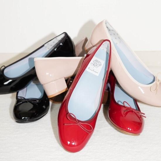 《本間B1 婦人靴売場》『Emma Francis』POP UP SHOP