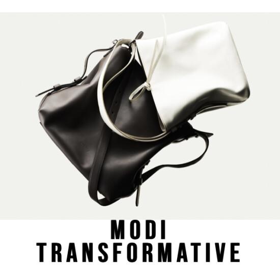 【HIROFU】秋の新作バッグ『モーディ』