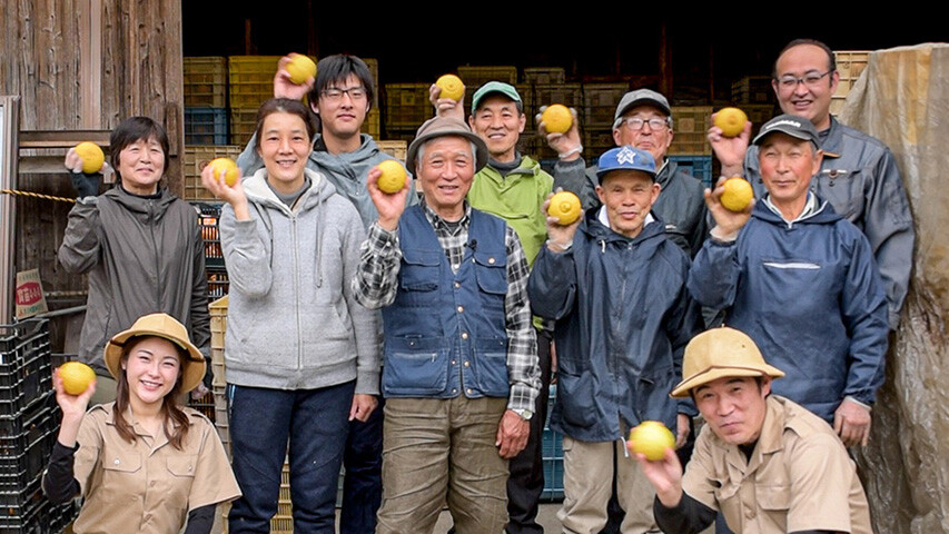 糸島が生んだ奇跡の柑橘「はるか」編