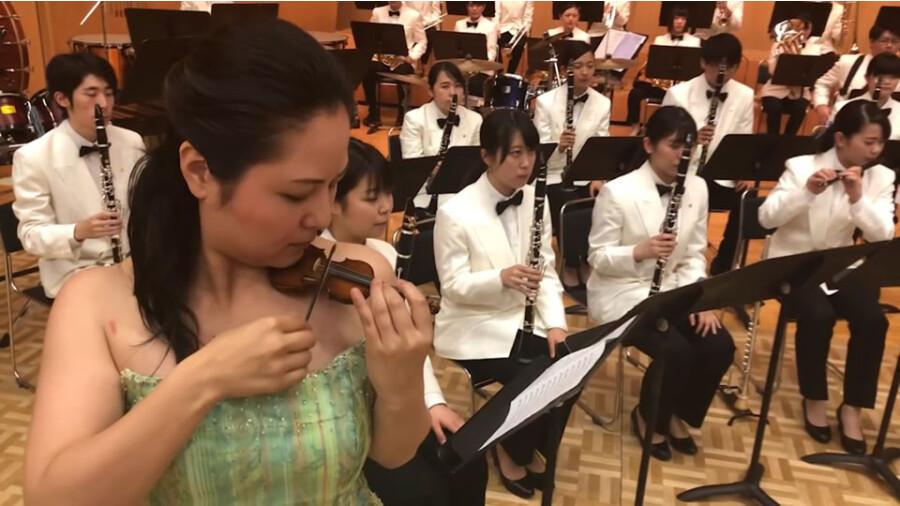 「バイオリン」編